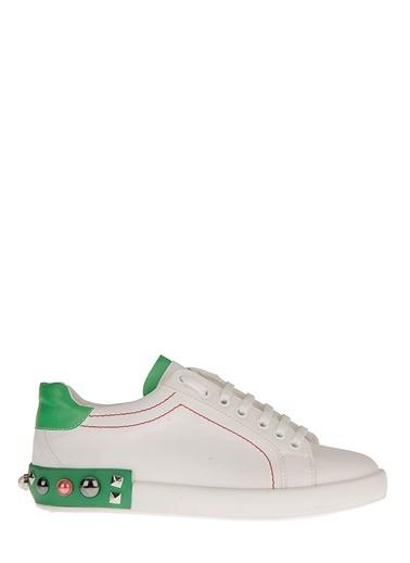 Uniquer Ayakkabı Yeşil